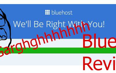 Why BlueHost Sucks | A Brutally Honest BlueHost Review 2017